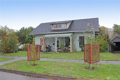 Chehalis Single Family Home For Sale: 765 SW Chehalis Ave
