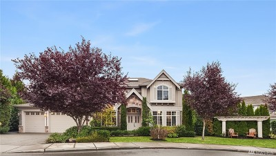 Bellevue Single Family Home For Sale: 16118 SE 45th Place