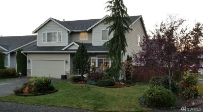 Puyallup Single Family Home For Sale: 15804 124th Ave E