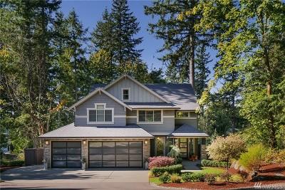 Black Diamond Single Family Home For Sale: 29139 232nd Ave SE