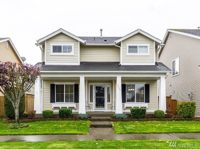 Dupont Single Family Home For Sale: 2843 Martin St