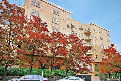 Seattle Condo/Townhouse For Sale: 506 E Howell St #W304