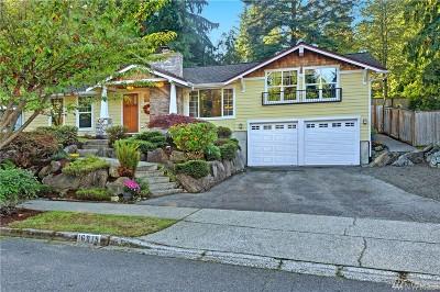Redmond Single Family Home For Sale: 16915 NE 97th St