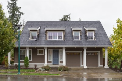 Issaquah Single Family Home For Sale: 1789 24th Ave NE
