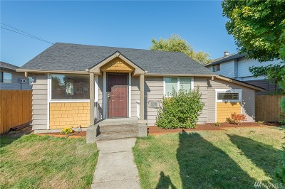 Auburn Single Family Home For Sale: 621 6th St SE
