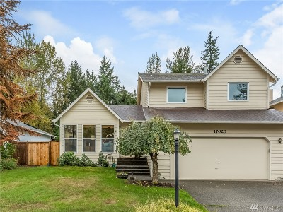 Covington Single Family Home For Sale: 17023 SE 251st Place