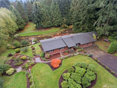 Gig Harbor Single Family Home For Sale: 8608 58th Ave NW