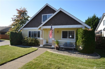 Sumner Single Family Home For Sale: 4604 153rd Ave Ct E