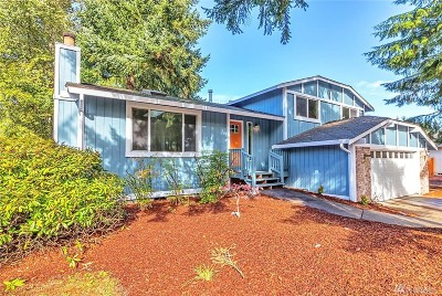 Puyallup Single Family Home For Sale: 9211 161st St Ct E