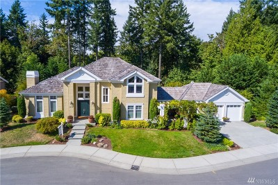 Sammamish Single Family Home For Sale: 3807 212th Ave SE