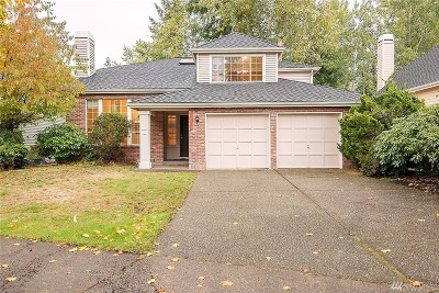 Issaquah Single Family Home For Sale: 25410 SE 42nd St