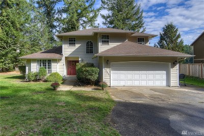 Olympia Single Family Home For Sale: 7717 Redstart Dr SE