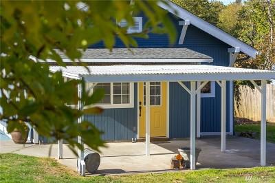 Tacoma Single Family Home For Sale: 3605 Waller Rd E