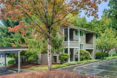 Kirkland Condo/Townhouse For Sale: 10022 NE 120th Lane #G101