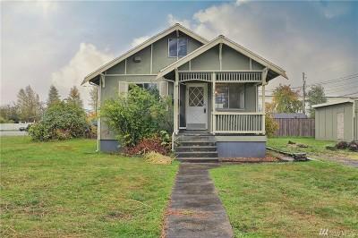 Tacoma Single Family Home For Sale: 6201 E F St