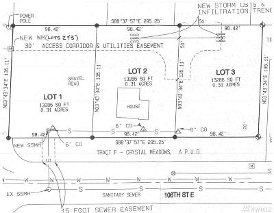 Bonney Lake Residential Lots & Land For Sale: 10503 Angeline Rd E