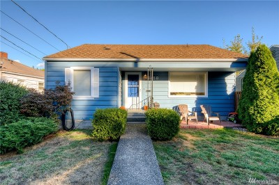Seattle Multi Family Home For Sale: 3450 34th Ave W