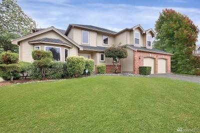 Tacoma Single Family Home For Sale: 4501 Nassau Ave NE