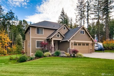 Stanwood Single Family Home For Sale: 26531 12th Dr NW