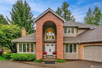 Issaquah Single Family Home For Sale: 24647 SE 44th St