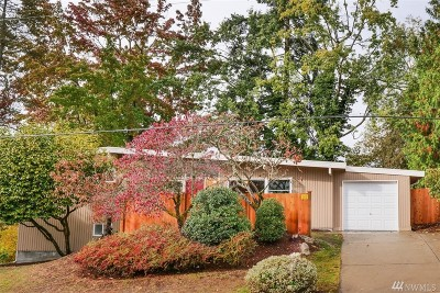 Bellevue Single Family Home For Sale: 1115 160th Ave SE