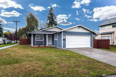 Tacoma Single Family Home For Sale: 1652 S 47th St
