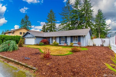 Tacoma Single Family Home For Sale: 7606 88th Ave SW