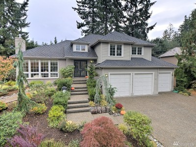 Sammamish Single Family Home For Sale: 23233 SE 31st St