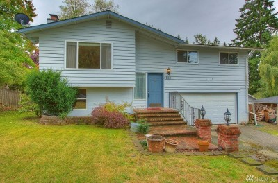 Federal Way Single Family Home For Sale: 213 SW 313th St