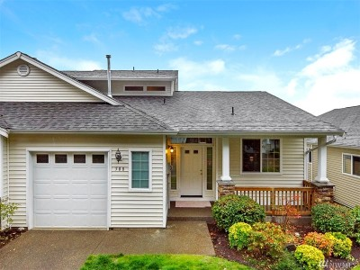 Olympia Single Family Home For Sale: 508 Craftsman Dr NW