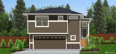 Lynnwood Single Family Home For Sale: 2012 148th Place SW #10