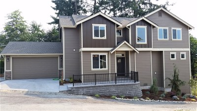 Snohomish Single Family Home For Sale: 1922 5th Ct