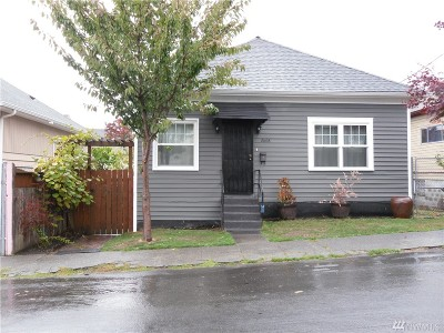 Seattle Single Family Home For Sale: 2608 S Grand St