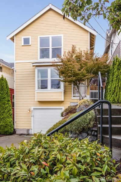 Seattle Single Family Home For Sale: 4518 S Kenny St