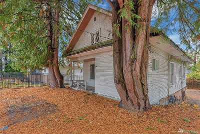 Seattle Single Family Home For Sale: 8615 Renton Ave S