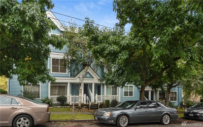 Seattle Condo/Townhouse For Sale: 127 22nd Ave #B6