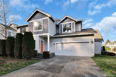 Lynnwood Single Family Home For Sale: 2815 153rd St SW