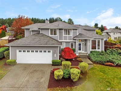 Puyallup Single Family Home For Sale: 9218 64th Av Ct E