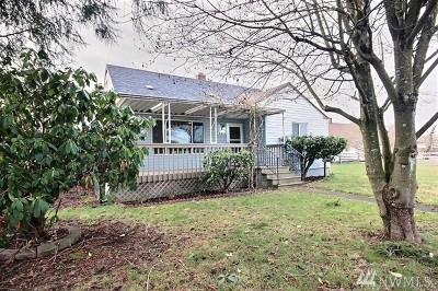 Tacoma Single Family Home For Sale: 7410 S Lawrence St