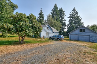 Everett Single Family Home For Sale: 7815 Upper Ridge Rd