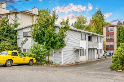 Seattle Multi Family Home For Sale: 13731 32nd Ave NE