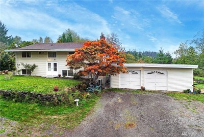 Snohomish Single Family Home For Sale: 7525 65th Ave SE