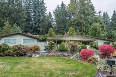 Auburn Single Family Home For Sale: 10912 SE 284 St