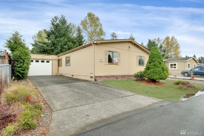 Puyallup WA Condo/Townhouse For Sale: $187,900