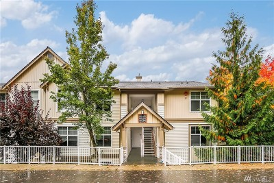 Issaquah Condo/Townhouse For Sale: 23420 SE Black Nuggest Rd #A206