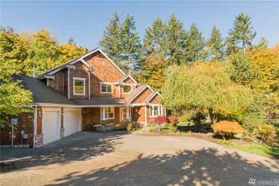 Gig Harbor Single Family Home For Sale: 5407 69th St Ct NW
