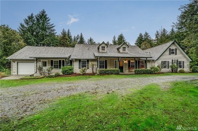 Thurston County Single Family Home For Sale: 2306 46th Ave NE