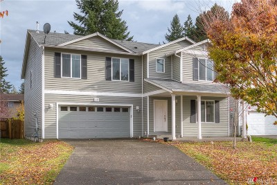 Lacey Single Family Home For Sale: 5759 Arcarro Ct SE
