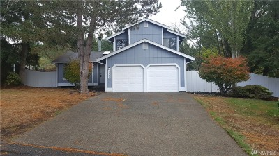Olympia Single Family Home For Sale: 1240 Wisteria Dr SE