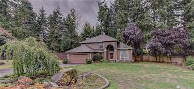 Bonney Lake Single Family Home For Sale: 10724 210th Av Ct E
